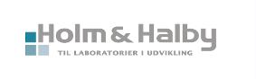 Holm & Halby A/S logo